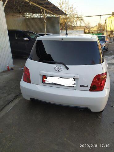 тойота-аллион-2003 в Кыргызстан: Toyota ist 1.5 л. 2002   140 км