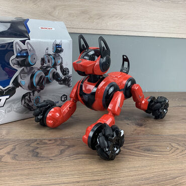 Флипчарты 14 x 36 см настенные - Кыргызстан: Собака робот на радиоуправлении интерактивная игрушка для детей X-Bot