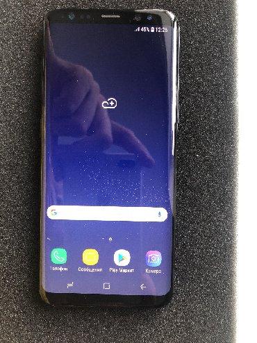 Samsung-j-2 - Кыргызстан: Samsung s8 2 sim работает идеально без трещин и сколов