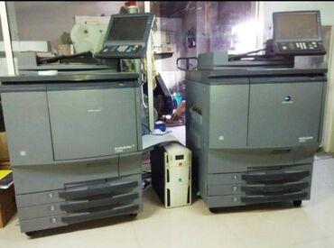 принтер 3 в 1 in Кыргызстан | ПРИНТЕРЫ: Продаю принтер  Konica Minolta 2шт В хорошем состоянии. Торг уместен