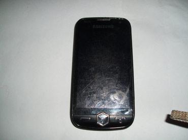 Mobilni telefoni - Borca: 2 komada Samsung Omnia2 GT8000 Ispravni bez baterije i punjaca 8 gb