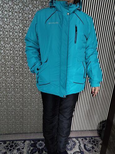 Продаю женский лыжный костюм. Очень теплый и качественный. Надевали