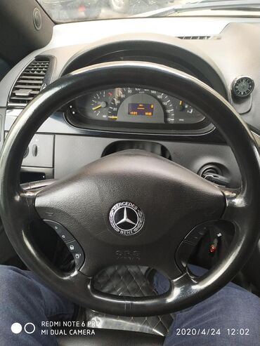 mercedes-vito - Azərbaycan: Mercedes-Benz Viano 2.2 l. 2006 | 200 km