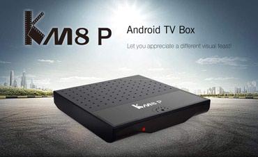 Bakı şəhərində Smart tv box (Mecool KM8 P)
