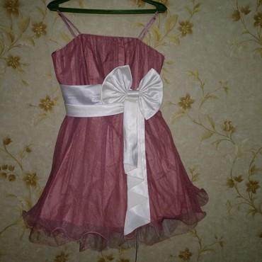 бу вечернее платье размер 46 в Кыргызстан: Продам Платье детское бальноенемного бу,размер 46 примерно на 9 -11