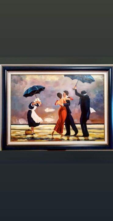 Direktna kupovina od umetnika Dimenzije slike su 70x50 cm bez rama Sli