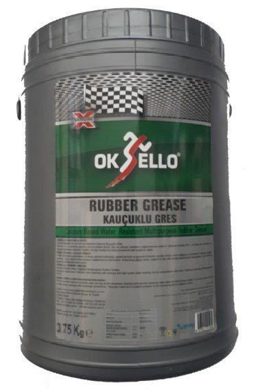bmw z3 3 0i mt - Azərbaycan: Oksello Green Rubber Grease 3 3,75 KQ. FLEETSTOCK şirkəti sizə OKSELLO