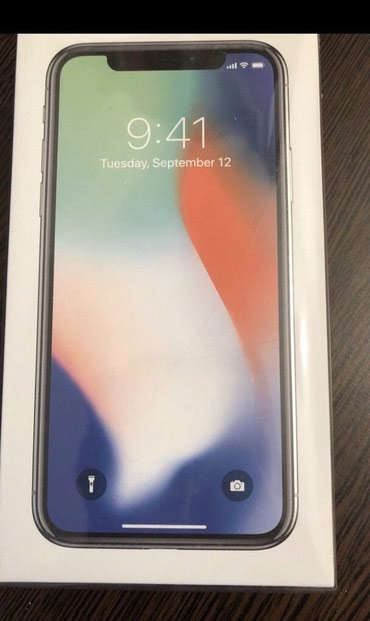 Apple iPhone x 256Gb Unlocked σε Gonni