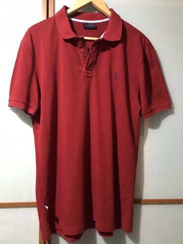 NOVA U.S POLO ASSN muška majica,  100% pamuk