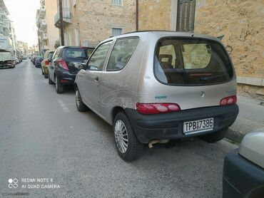 Fiat Seicento 0.9 l. 2000 | 155020 km