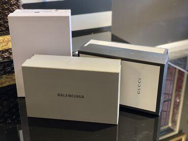 Продаются фирменные коробки Gucci,DiorBalenciaga !
