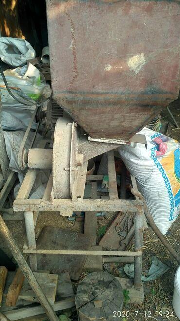 Дробилка зерна 3 фазная