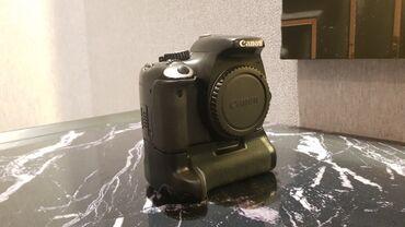 obyektiv - Azərbaycan: - Canon EOS 550D fotoaparat- Body Grip - Tair-11 133mm f2.8 obyektiv-