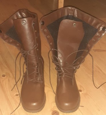 Nove muske cizme - cipele (mogu da se nose na dva nacina kao sto se i