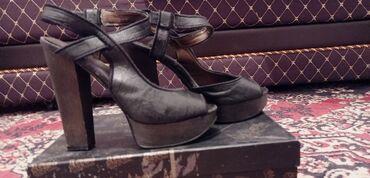 """Женская обувь в Каракол: Кожаные туфли """"ASSOL"""" . Размер 36. Цена 1000 сом"""