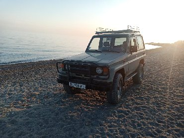 Toyota Land Cruiser 2.5 л. 1986 | 220000 км