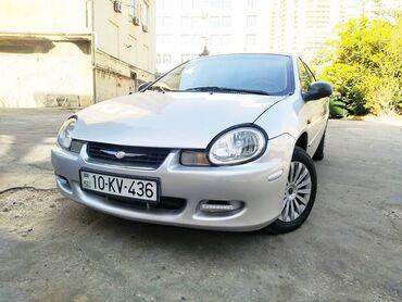 təcili maşın satılır in Azərbaycan | VOLKSWAGEN: Chrysler Neon 0.5 l. 2000 | 121000 km