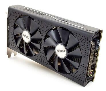 Игровой видео карта AMD RX 470 8гб аналог gtx 1060 заказ менен