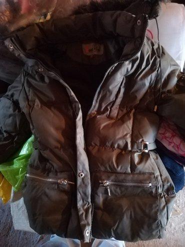 Ženska dečja jakna broj 8,dobro očuvana in Indija