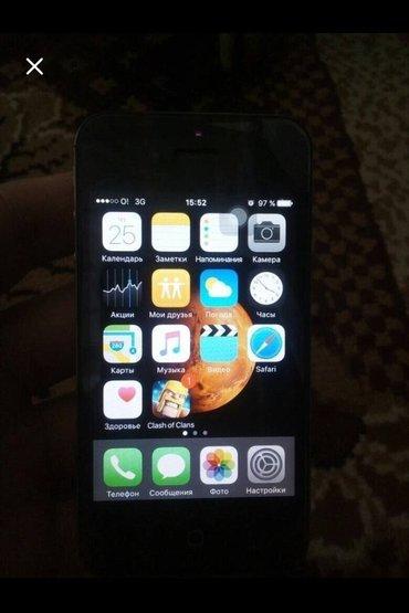 Срочно продаю айфон 4s зарядник   в Кок-Ой