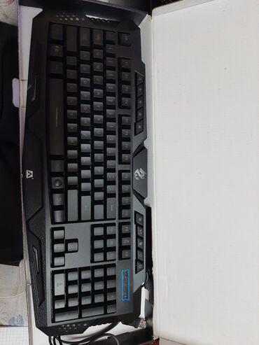 Tastatura | Srbija: Gaming tastatura DKB076 Ne svetli
