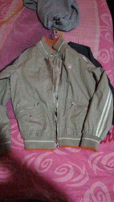 Prolecna jakna marka keno zvati na - Srbija: Prolecna jakna vel 14. Ocuvano