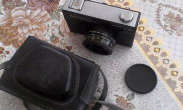 Gəncə şəhərində Gencede Qedimi fotoaparat, ideal veziyyetde
