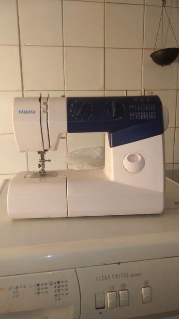 juki швейная машина цена в Кыргызстан: Продаю швейную машинку Yamata fy730 (Япония)в отличном состоянии
