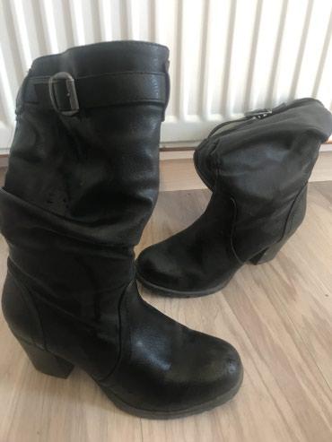 AKCIJA! Čizme kao nove, samo mi stoje ne nosim ih. Vodootporne. Vrlo - Leskovac
