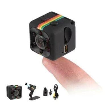 Elektronika - Surdulica: Mini KameraCena 2000dinMini kamera SQ11 1080P nocno snimanje, motion