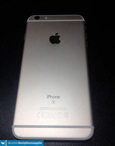 Продаю айфон 6+ 16 гб, в хорошем состоянии всё работает  в Бишкек