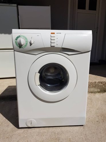 Frontalno Automatska Mašina za pranje Gorenje 5 kg. - Nis