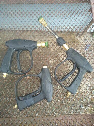 Авто услуги - Кара-Балта: Пистолеты от трансбоя.мойка авд