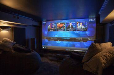 4929 объявлений: Проектор Лазер цветной Япония Full HD,Экран,Полотно,покажет при свете