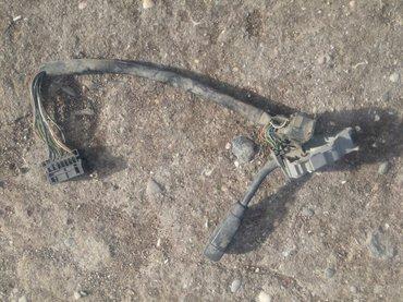 Qobustan şəhərində Mercedes-Benz c klassin pavarotnik dalni bilijni su vuran kulcatiri.- şəkil 2