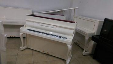 Bakı şəhərində Avropa ve Rusiya istehsali Pianinolarin zemanetle satishi