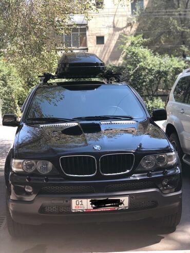 сколько стоит пескоблок в бишкеке в Кыргызстан: BMW X5 4.4 л. 2004