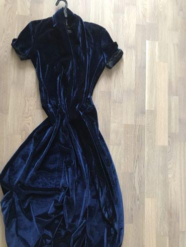 Королевский бархат! Платье в пол! Турция! Новое! 36/38 в Бишкек