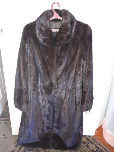 Женская одежда - Красная Речка: Продаю шубу норковую,в идеальном состоянии. Одевали только 1 раз. Разм