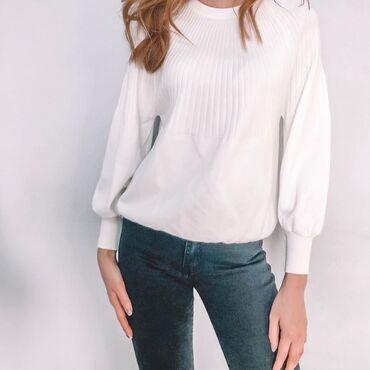 Женская одежда. Онлайн-магазин VANILA.KG. В наличии тёплые кофты