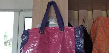 Новая пляжная сумка Faberlic .400сом в Кок-Ой