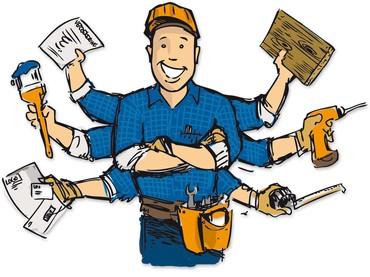 Домашний персонал и уборка в Кыргызстан: Муж на час !!! разные работы по городе Ош