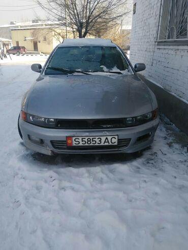 уступка будет в Кыргызстан: Mitsubishi 2.5 л. 1998 | 270000 км