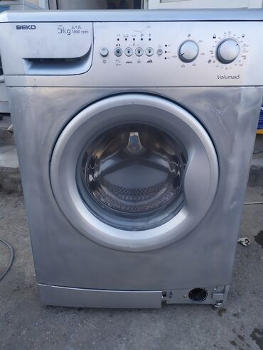 Vertical Avtomat Washing Machine Beko 6 kq