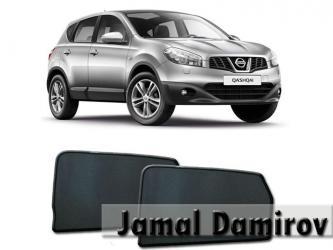 Bakı şəhərində Nissan qashqai 2013 vƏ hƏr nÖv avtomobİl üçün pərdələr. 25-30