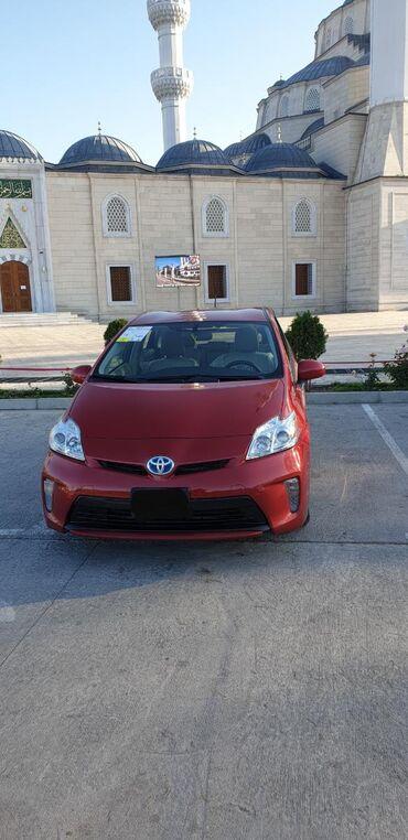Toyota Prius 1.8 л. 2012 | 170000 км
