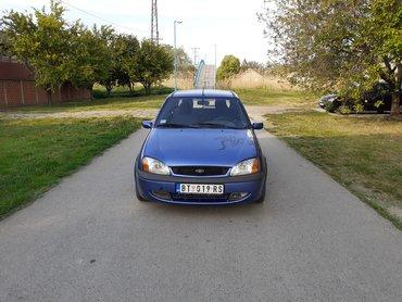 Ford - Srbija: Ford Fiesta 1.8 l. 2001 | 200000 km