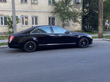 купить двигатель мерседес 124 2 5 дизель в Кыргызстан: Mercedes-Benz S-Class 5.5 л. 2008