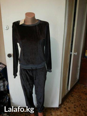 Спортивный костюм 42-44р, мягкий велюр, приятный к телу (качество