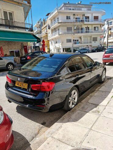 BMW 320 2 l. 2016 | 165000 km